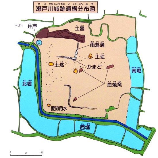 瀬戸川城【3】