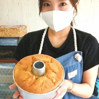 1歳の息子くんが大好きなバナナシフォンケーキ作り♡