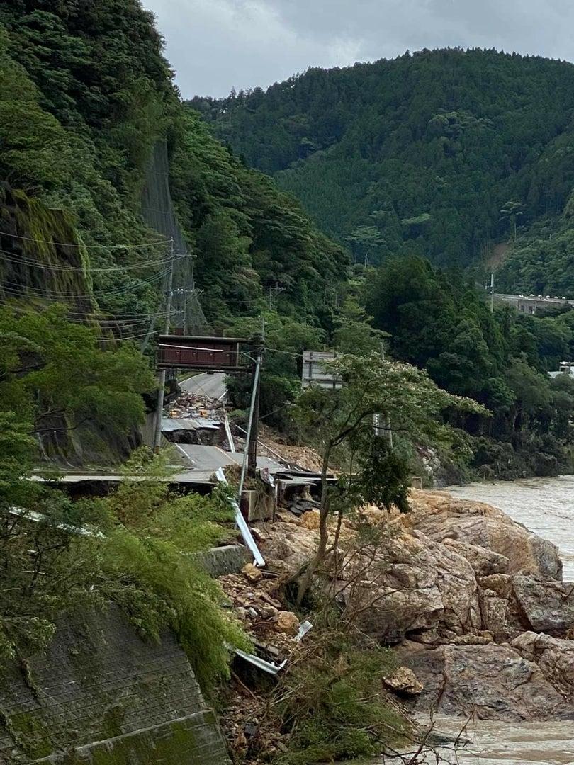 九州豪雨の復旧活動報告 by キンコン西野