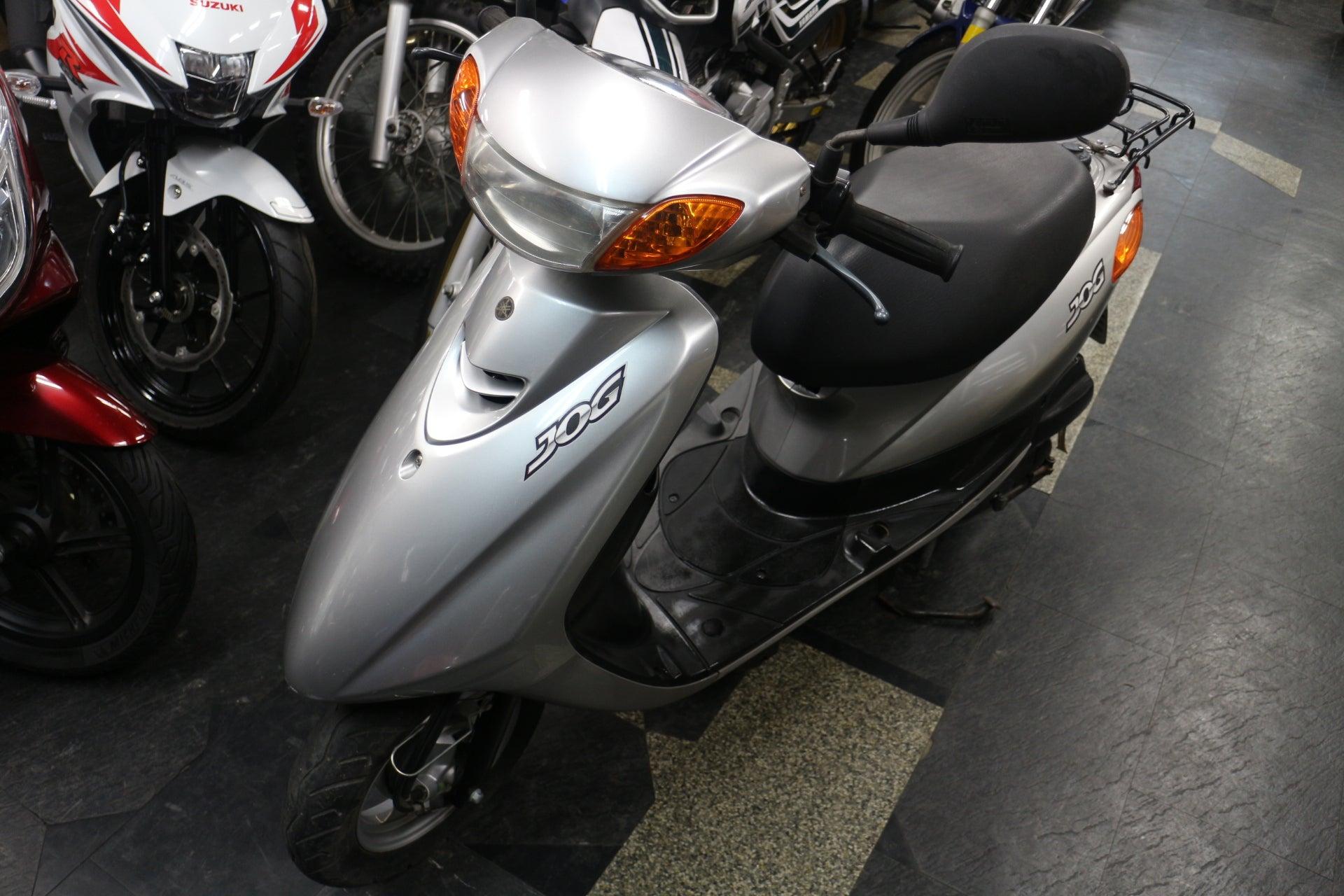 新入庫中古車のお知らせ 50ccスクーター