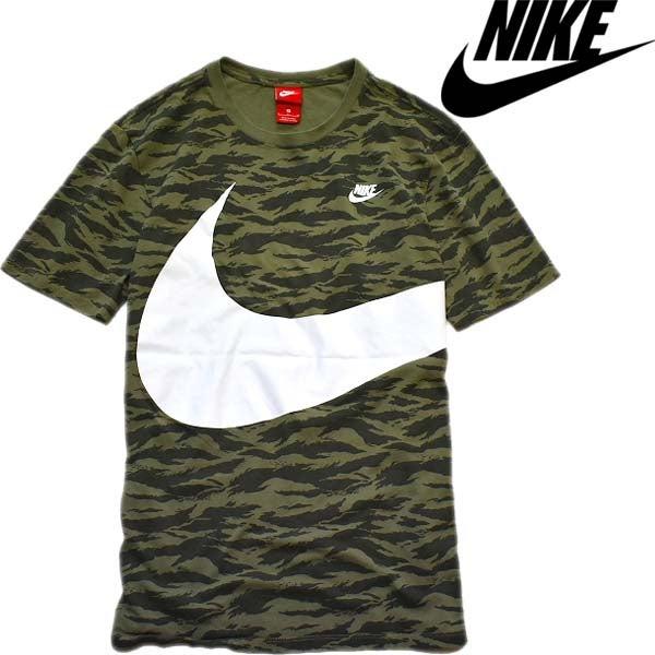 ナイキNIKEプリントTシャツ古着屋カチカチ画像