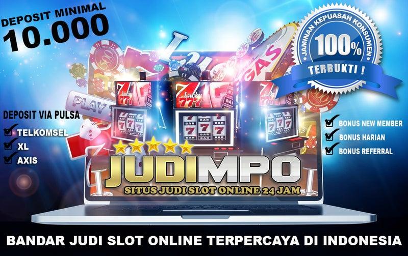 Judi Mpo Slot Deposit Pulsa Terbaru