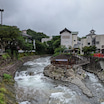 今日の修善寺温泉