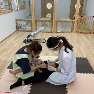 学校検診の画像