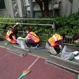 画像 桜田公園「側溝清掃」 の記事より 1つ目