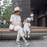 めちゃくちゃ可愛い親子リンクが出来るTシャツ!の記事画像