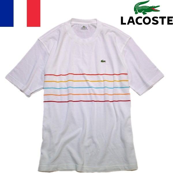 ラコステLACOSTE半袖ポロシャツ古着屋カチカチ画像