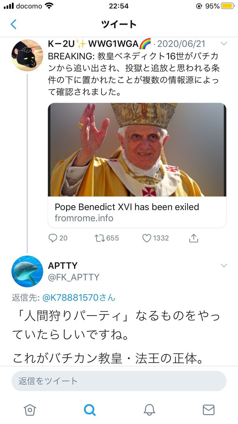 逮捕 ローマ 法王