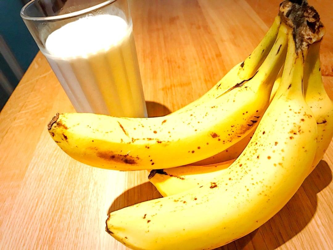 ジュース ダイエット バナナ