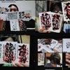 己書(おのれしょ)楽画道場 7/14(火)夜と7/15(水)午前のオンライン幸座 [ 筆ペン講座の画像