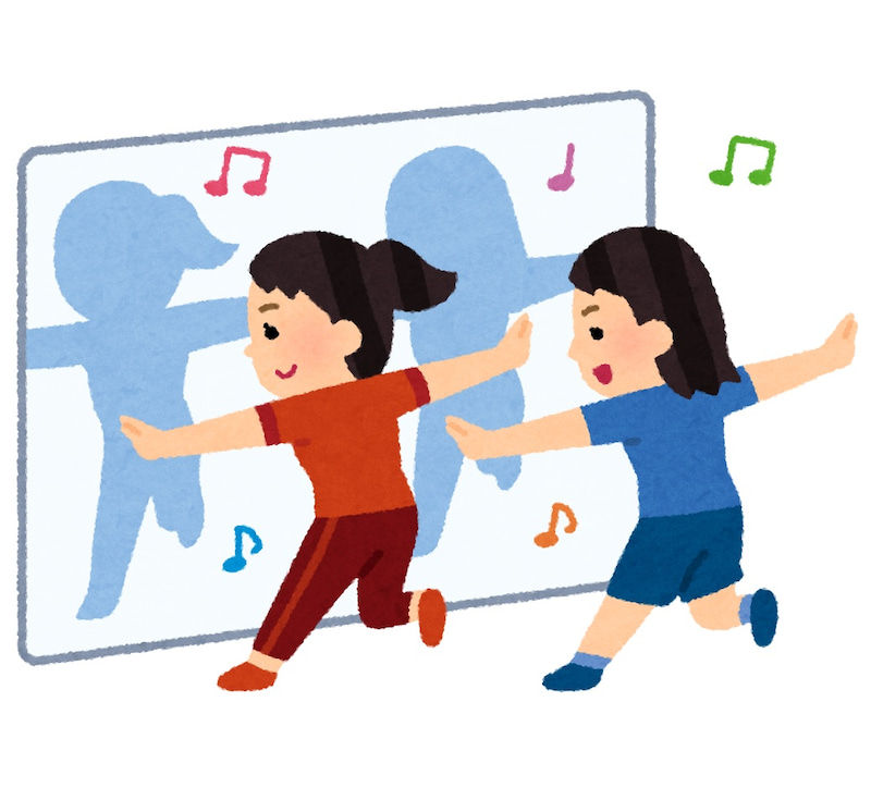 ダンス 効果 クラップ