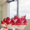 埼玉食品サンプル教室「よみカル・いちごパフェ」の画像