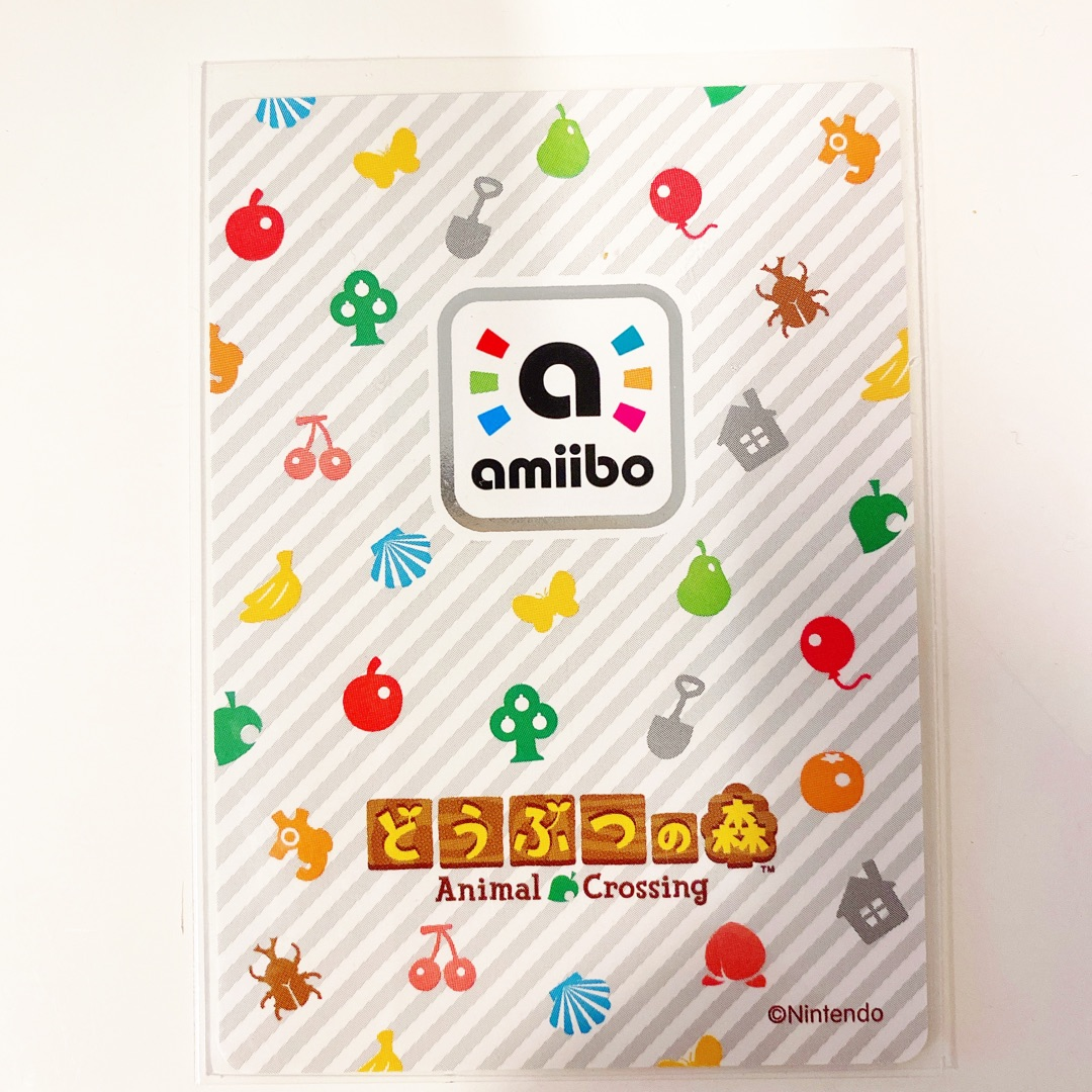 あつ 森 amiibo カード