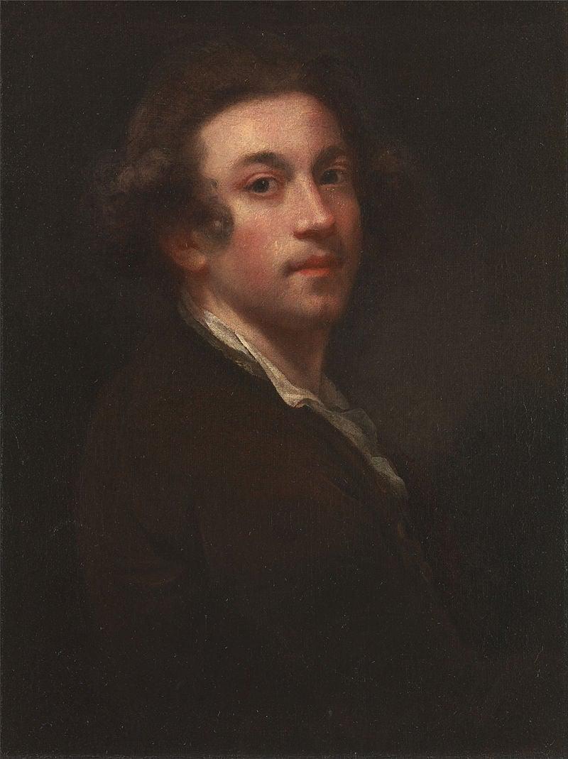 イギリスの画家ジョシュア・レイノルズが生まれた。 - 世界メディア ...