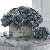 カルトナージュ作品を花器に・・・の画像