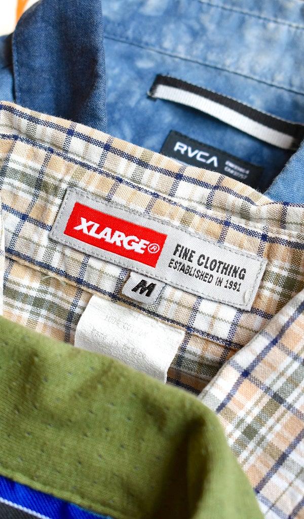 90sストリートブランド半袖シャツ古着屋カチカチ