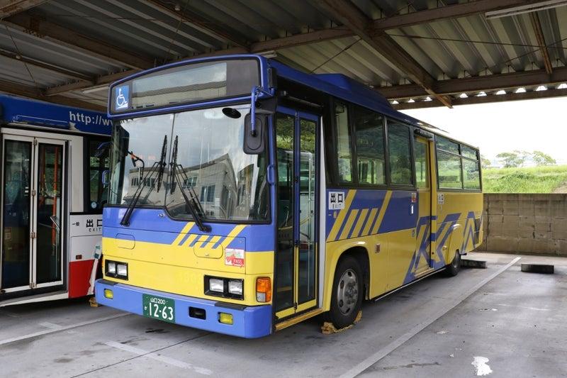 元近鉄バスRJ 1263号車 | 防長バス好きのブログ