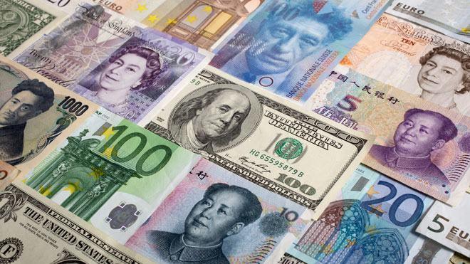 رموز العملات العالمية موقع اخبار المال العربي