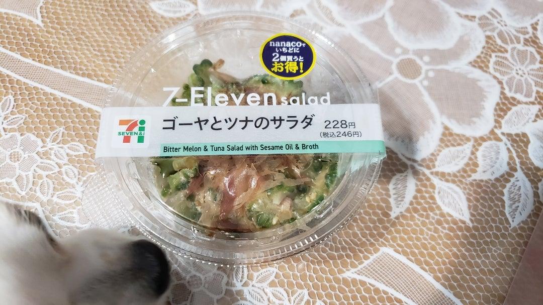 サラダ ツナ ゴーヤ