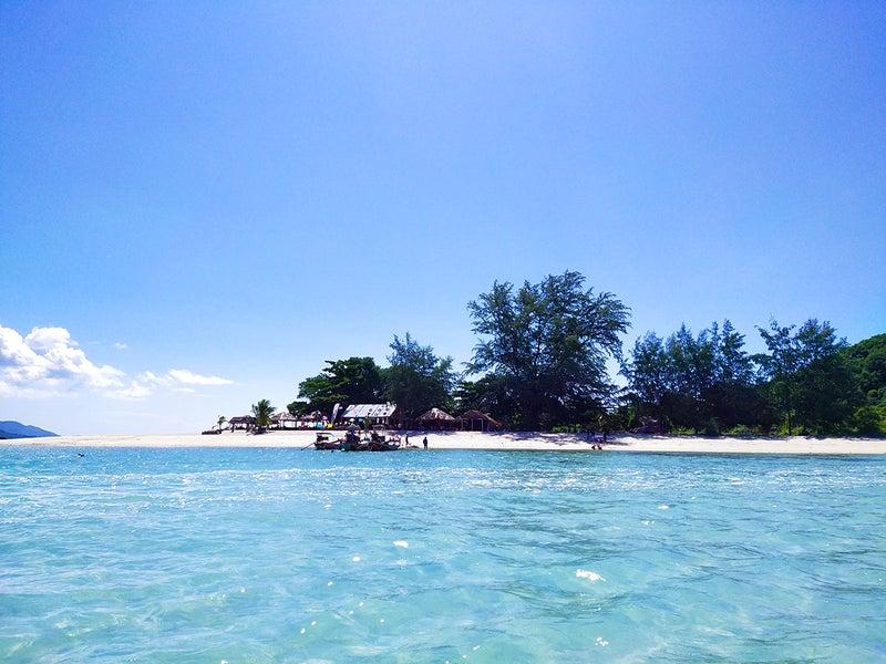 ピッグアイランドのマツン島