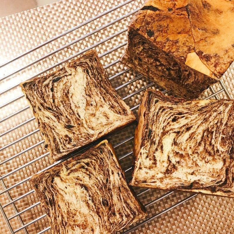 食パン マーブル 【楽天市場】ココア・マーブル食パン:おいしい食パンの店kame