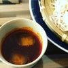 担々麺×ざるそば これからの時期にピリ辛ざるそば!の画像