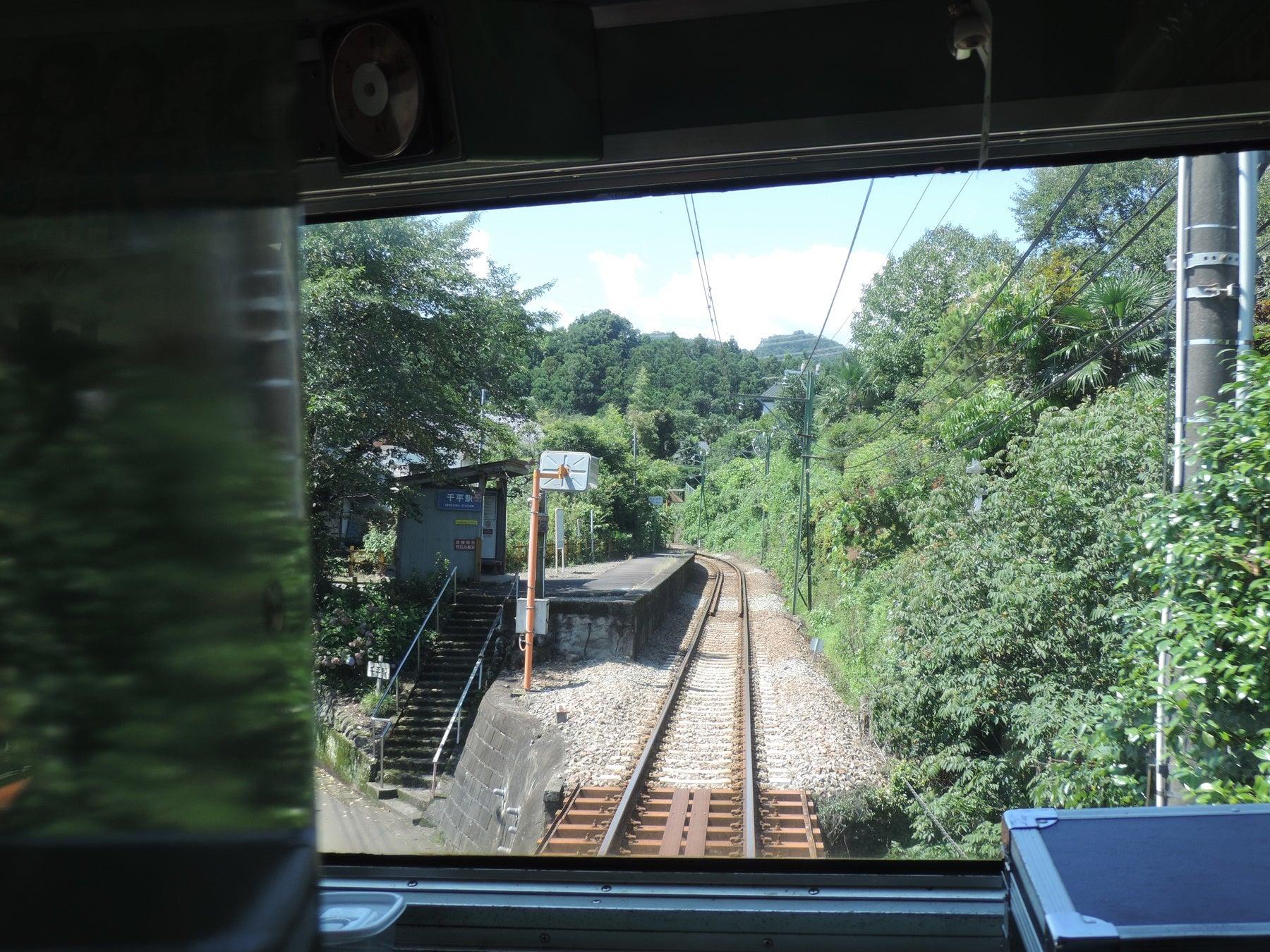 国立公園鉄道の探索 ~記憶に残る景勝区間~上信電鉄上信線の車窓から