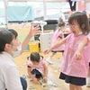 新聞遊び(年少組)の画像