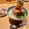 Food:リーズナブルで美味しい海鮮丼♡@赤坂の画像