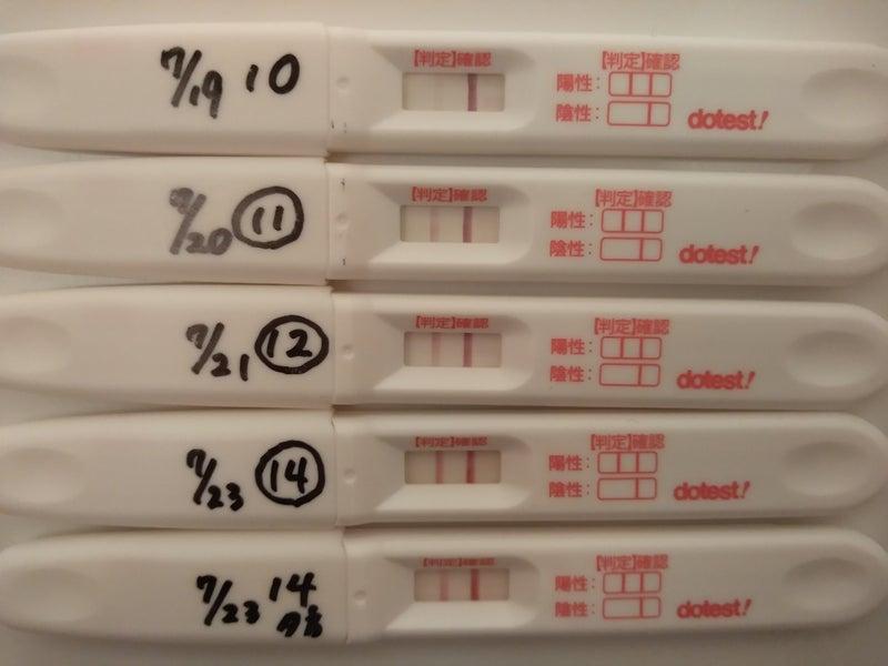 化学流産の時の検査薬