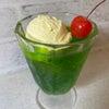 埼玉県食品サンプル教室「冷え冷えのメロンソーダ」!?の画像
