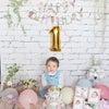 1歳の画像
