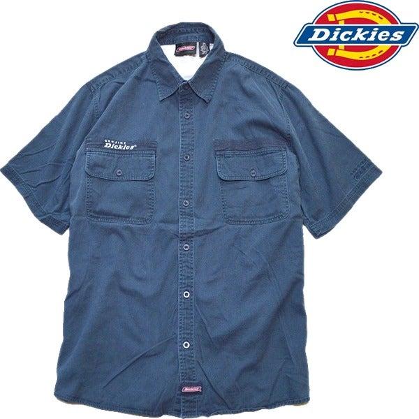 ディッキーズDickiesワークシャツ@古着屋カチカチ