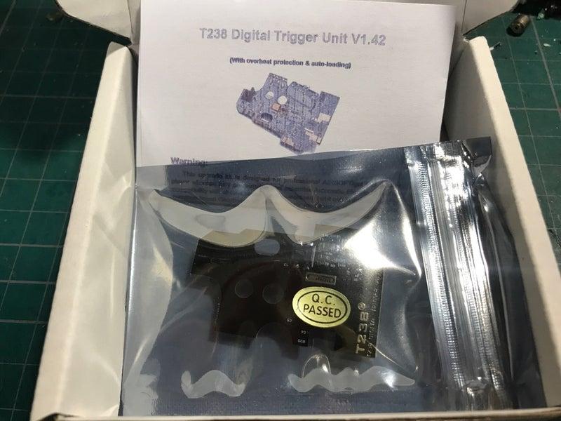 トリガー T238 電子