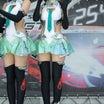 SUPER GT 2013 GSR & Studie with TeamUKYO 鴻上聖奈さん