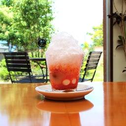 画像 ハーバー店のカフェコーナーでは、3種類のかき氷をご用意させて頂きます。 の記事より 4つ目