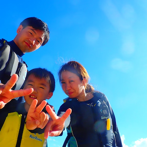 青の洞窟探検隊//サマードリーム石垣島日記の画像