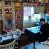 己書(おのれしょ)楽画道場 7/29(水)のカフェベティー幸座と西門町水曜幸座 筆ペン講座 静岡の画像