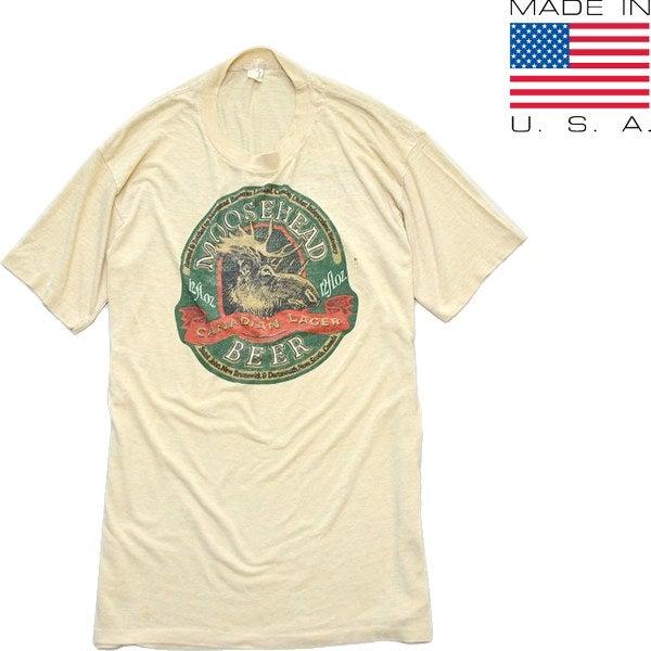 ビンテージUSA製プリントTシャツ@古着屋カチカチ
