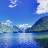 2020年キャンプ#3 Chilliwack Lake Provincial Parkの画像