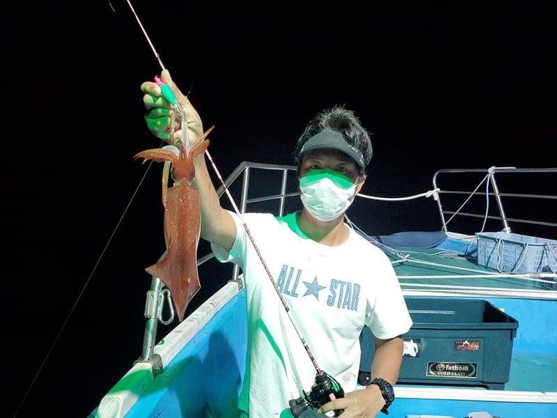 古川 渡船