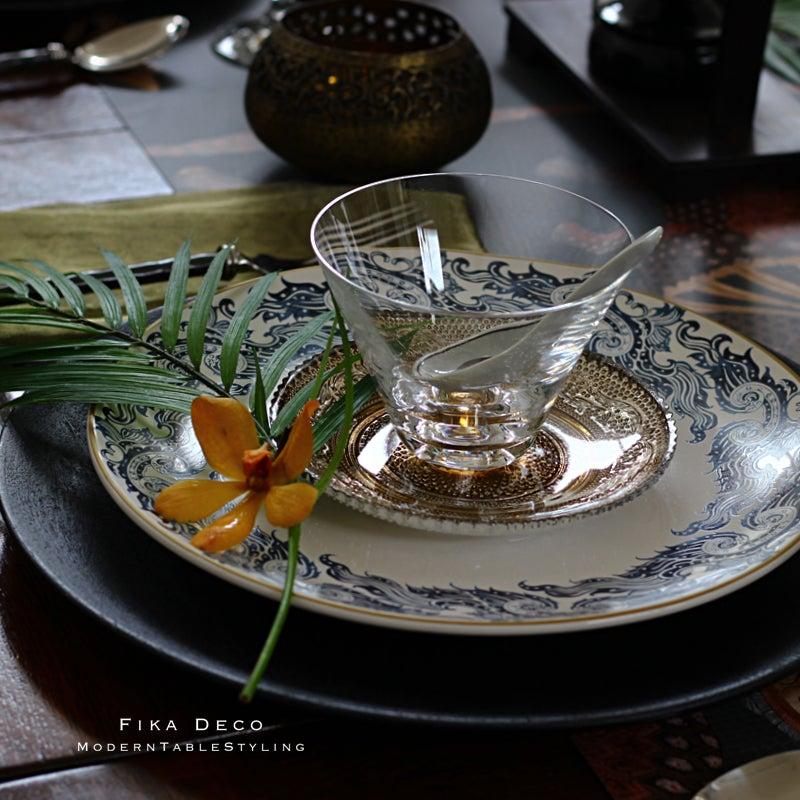 テーブルコーディネートサロン 大阪関西芦屋西宮 モダン シック FIKA DECO