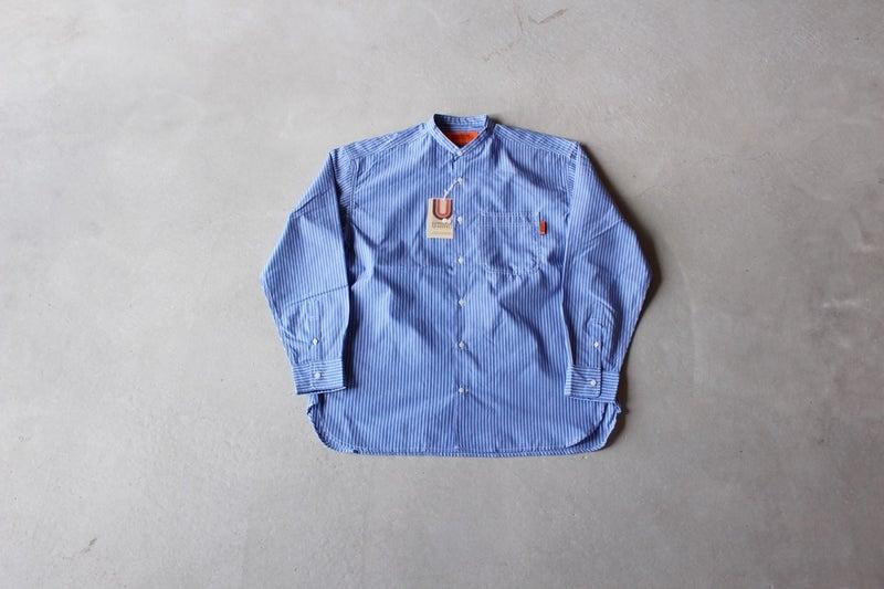 サラッと着れる爽やかなストライプシャツimage