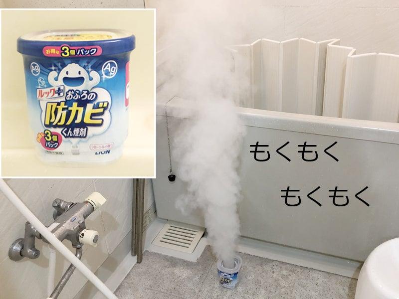 防 カビ くん 煙 剤