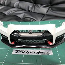 画像 【デアゴスティーニ68】GT-R NISMO第95号 フロントバンパーを組み合わせる。 の記事より 1つ目