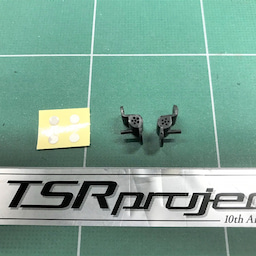 画像 【デアゴスティーニ68】GT-R NISMO第95号 フロントバンパーを組み合わせる。 の記事より 7つ目