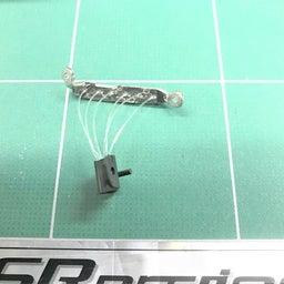 画像 【デアゴスティーニ68】GT-R NISMO第95号 フロントバンパーを組み合わせる。 の記事より 11つ目
