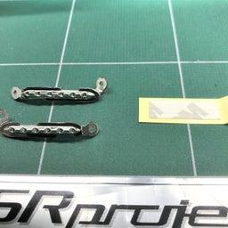 画像 【デアゴスティーニ68】GT-R NISMO第95号 フロントバンパーを組み合わせる。 の記事より 8つ目