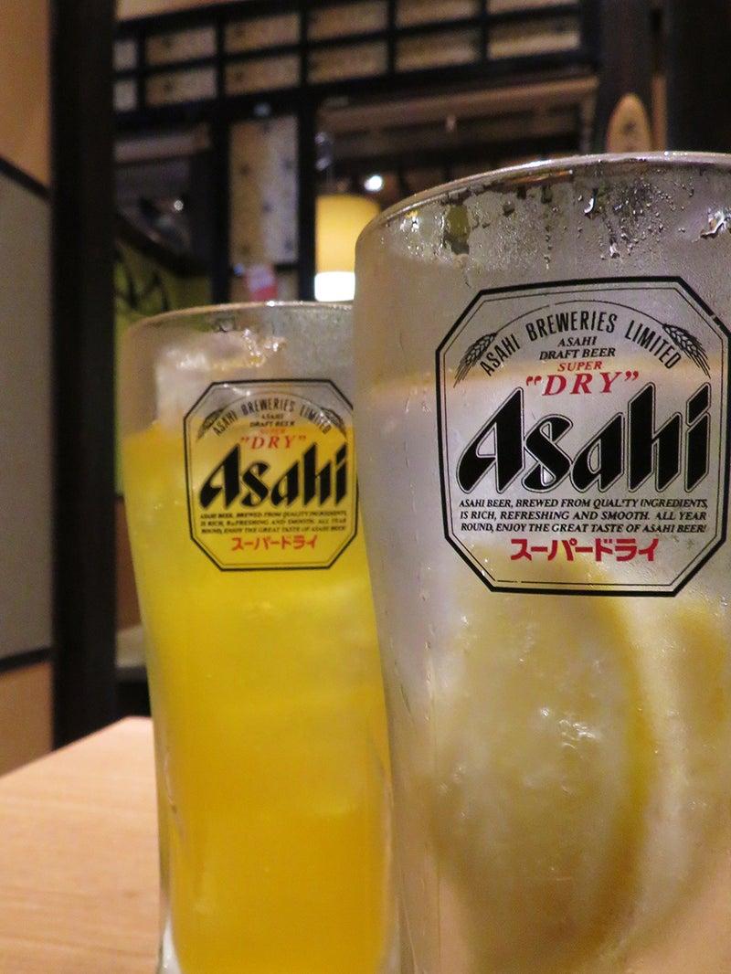 薩摩魚鮮 ガチ凍り!レモンサワー
