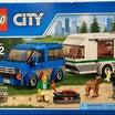 レゴ (LEGO) シティ キャンピングカー 60117を作ってみました その1